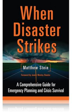 Stein instructs you on the smartest responses to natural disasters—such as fires, earthquakes, hurricanes and floods—how to keep warm during winter storms, even how to protect yourself from attack or other dangerous situations. With this comprehensive guide in hand, you can be sure to respond quickly, correctly, and confidently when a crisis threatens.