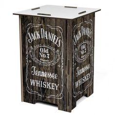 Banco Modular Jack Daniel's - R$ 138,00
