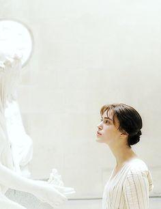 Keira Knightley, Elizabeth Bennet - Pride & Prejudice (2005)