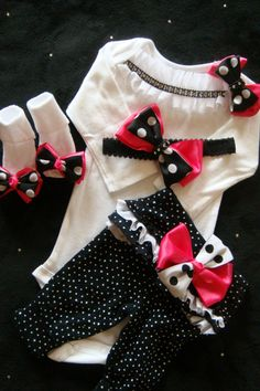 Hey, I found this really awesome Etsy listing at http://www.etsy.com/listing/158922932/newborn-baby-girl-take-home-outfit