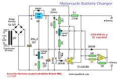This circuit is under:, circuits, motorcycle battery charger Electronic Circuit Projects, Electronics Projects, Battery Charger Circuit, Diy Amplifier, Power Supply Circuit, Motorcycle Battery, Circuit Diagram, Arduino, Technology
