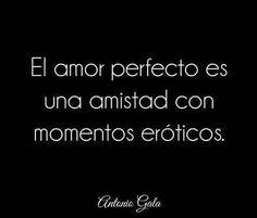 #amor #perfecto