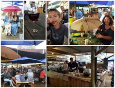 Not even rain will stop people from visiting the Hermanus Country Market When: Every Saturday from 9 - 13.00