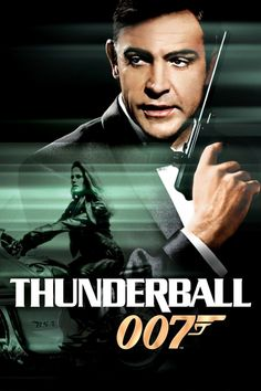 Thunderball Poster Artwork - Sean Connery, Claudine Auger, Adolfo Celi - http://www.movie-poster-artwork-finder.com/thunderball-poster-artwork-sean-connery-claudine-auger-adolfo-celi/