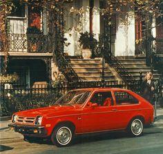 1976 Chevrolet Chevette 2 Door Sedan