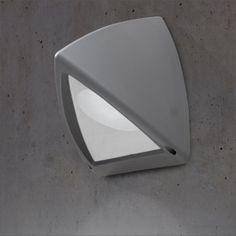 LEDS.C4 Piramid Outdoor Single Light Downward Wall Light 05-9559-34-B8