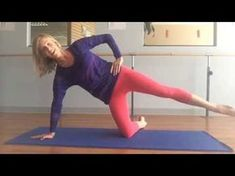 A 10 min Pilates workout with Robin Long to sculpt long, lean Pilates legs. Youtube Workout Videos, Pilates Workout Videos, Pilates Abs, Pilates Video, Pilates For Beginners, Beginner Pilates, Exercise Videos, Winsor Pilates, Pilates Challenge