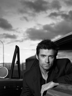 lighting/sky, (but really it's Hugh Jackman that caught my eye) Hugh Jackman, Hugh Michael Jackman, Celebrity Gallery, Celebrity Crush, Gorgeous Men, Beautiful People, Hugh Wolverine, Star Wars, Hollywood