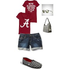 Alabama Game Day, created by tara-colburn-pfrommer