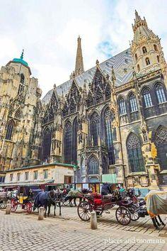 St Stephens Cathedral, Vienna, Austria