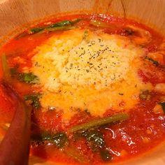 豊洲 太陽のトマト麺にて - 10件のもぐもぐ - 太陽のチーズラーメン by OriyukiaiO