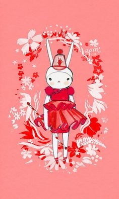 The Year of the Lapin, Fifi Lapin for APM center in Hong Kong