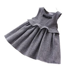 Cheapest winter baby girl party dresses for girls plaid dress for girls princess dress sleeveless bow toddler dress kids new year costume makeup hair Baby Girl Party Dresses, Little Girl Dresses, Baby Dress, Girls Dresses, Dress Party, Girl Dress Patterns, Pattern Dress, Sewing Patterns, Baby Girl Winter