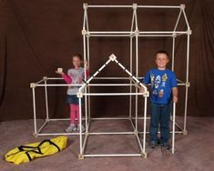 Toydle Colossal Build a Fort Set by ToydleToys on Etsy