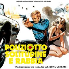 Italian cult movies soundtrack covers.