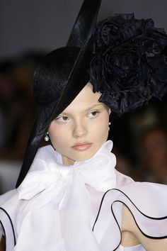 Ralph Lauren  Wear that hat...and that side-eye! {r}