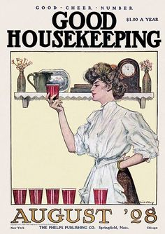Yes, Good Housekeeping really did advance the movement for pure food!