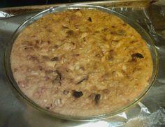 Buffalo Turkey Clafoutis (sort of like Pot Pie...) Dairy and Gluten Free
