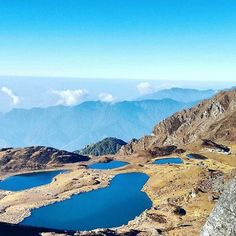 Pach Pokhari, Nepal Himalaya, Nepal Trekking, Asia, Mountaineering, This Is Us, Tours, Water, Outdoor, Continents