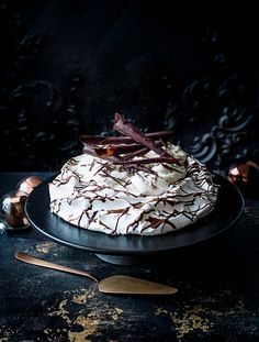 Check out this showstopping Baileys pavlova recipe. You can make the pavlova base the day before, then fill just before serving, a perfect alternative to your Christmas pudding. Store in a large airtight box or wrap the pav, on its tray, in clingfilm or foil to keep the air out