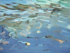 "Saatchi Online Artist: Sebastian Rudko; Oil, 2011, Painting ""Sea"""
