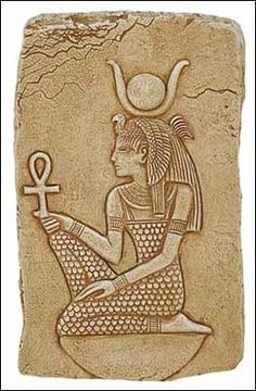 The ancient Egyptian goddess Isis wept for her beloved husband Osiris, who was murdered and betrayed by his own brother. Isis Goddess, Mother Goddess, Moon Goddess, Egyptian Mythology, Ancient Egyptian Art, Egyptian Isis, Egyptian Symbols, Ancient Aliens, Ancient Greece
