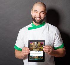 Make your Chef be proud of his/her work   #cafe #dubaicafes #restaurants #kuwaitrestaurants #menu #dining #tabletmenu #ipadmenu #menus #digitalmenu #restaurantmanagement