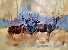 Karen Laurence-Rowe Wildlife Artist #artpeople