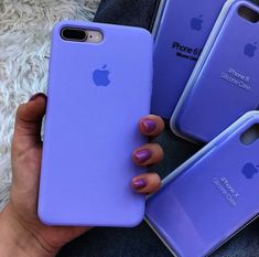 Tag a friend who loves Lilac! 💖 iPhone Original Silicone iPhone Case 😍 Available for most iPhones, g Cheap Phone Cases, Cute Phone Cases, Iphone 7 Cases Unique, Apple Iphone, Iphone 6 Plus Case, Iphone Phone Cases, Free Iphone Cases, Diy Coque, Iphone Original