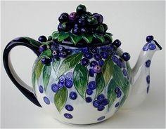 Love the unusual tea pot. Love the unusual tea pot. Love the unusual tea pot. Love the unusual tea pot. Tee Set, Teapots Unique, Broken China Jewelry, Tea Pot Set, Teapots And Cups, Chocolate Pots, My Tea, Tea Time, Tea Cups