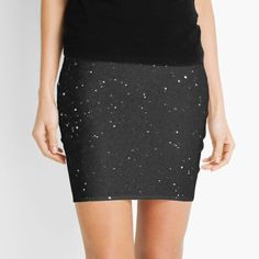 'City Lights' Mini Skirt by Tshirt Photography, Leggings, Shirt Skirt, Sequin Dress, Dress Brands, Chiffon Tops, Style Icons, Outfit Of The Day, Mini Skirts