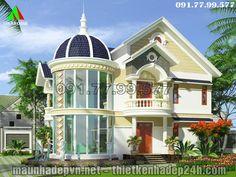 Cool House Designs, Modern House Design, Home Doctor, Plans Architecture, Facade House, Villas, Exterior Design, My House, Home Goods