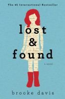 Lost & found / Brooke Davis. [WA Emerging Writers Award]