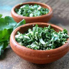 -BLEN: Aromaterapia- Gotu Kola (Vallarai) is a commonly use green in Sri Lanka.