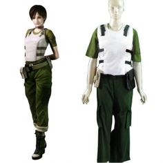 Resident Evil 6 Sherry Birkin cosplay costume anime Cool cosmic Halloween