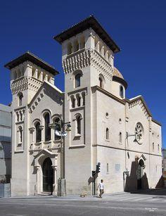 San Jordi's Church Ibiza Spain