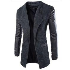 мужское пальто с кожаными рукавами 2017: 13 тыс изображений найдено в Яндекс.Картинках