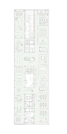 Zurich afasia - All Around Art Pictures Cultural Architecture, Architecture Drawing Plan, Architecture Design, Romanesque Architecture, Education Architecture, Classic Architecture, Residential Architecture, Office Block, Office Floor Plan
