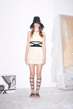 Band of Outsiders - Spring RTW 2015