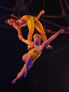 Duo-trapeze