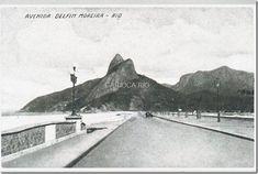 Avenida Delfim Moreira - Anos 20