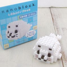 Shirotan @ nanoblock - Gotta ask grandma to get it for Z...