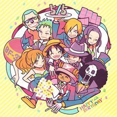 Tags: Anime, Pixiv Id 426760, ONE PIECE, Brook, Roronoa Zoro, Nico Robin, Tony Tony Chopper