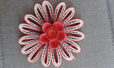 Quilling Design Antonia - Pandant Quilling Jewelry, Paper Quilling, Paper Magic, Quilling Flowers, Quilling Techniques, Quilling Designs, Artsy Fartsy, Beautiful Flowers, Card Making
