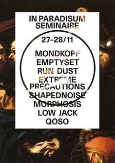 Label Night IN PARADISUM x2 à Paris !