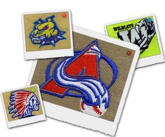 what is applique embroidery