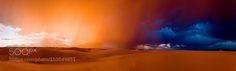 Storm coming to the White Sands by Gleb_Tarro via http://ift.tt/1qYXlsl