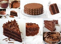 BUTTERCREAM DE CHOCOLATE- wacika de bolo