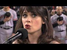 National Anthem #WorldSeries2012