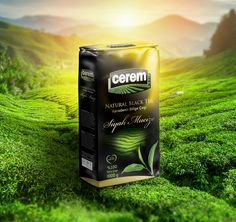 Cerem Tea on Packaging of the World - Creative Package Design Gallery